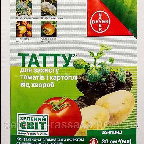 Татту (30 мл) Предварительный заказ, отправка весной 2021г.