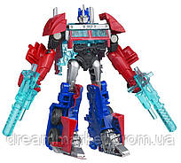 """Игровой Автобот Трансформер для мальчиков Оптимус Прайм """"Трансформеры Прайм"""" - Optimus Prime, Cyberverse,"""
