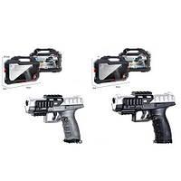 Игрушечный пистолет XJ415-1-2  19см