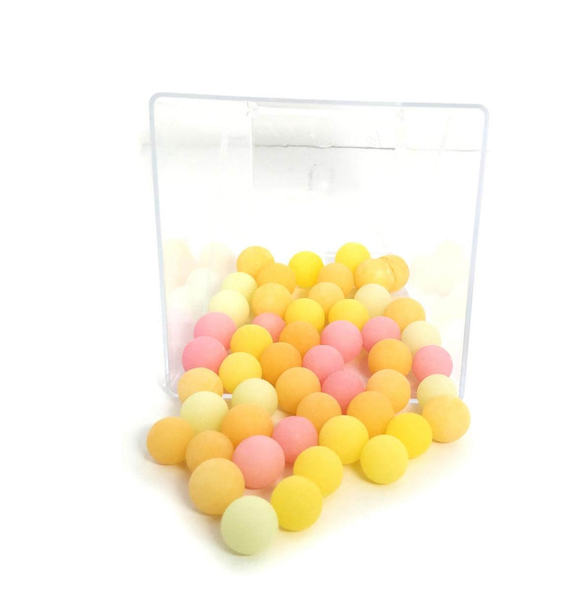 Посыпка шарики цветные 10 мм