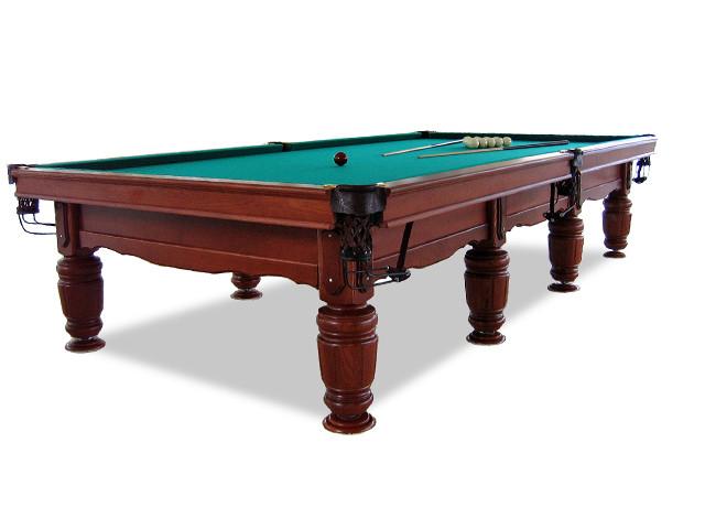 Більярдний стіл для пулу Віват 9ф ардезія 2.6 м х 1.3 м
