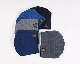 Вязана шапка на зиму для чоловіка оптом - Артикул 2504