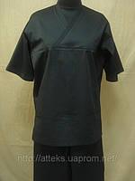 Комплект повара (куртка + брюки) №6