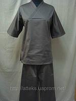 Комплект повара (куртка + брюки) №8