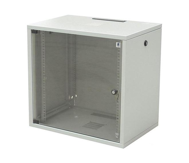 Шкаф настенный ZPAS 12U 500, серый