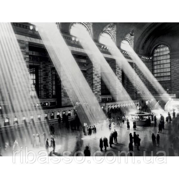 Фотократина на холсте Grand Central Station