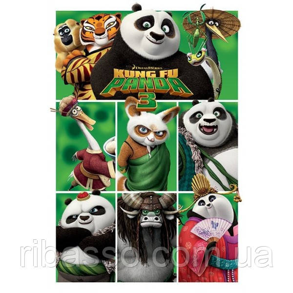 """Постер """"Kung Fu Panda 3"""""""