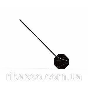 """Светильник """"OCTAGON ONE"""" на 4 уровня освещения, черный мрамор Gingko GK11B5"""
