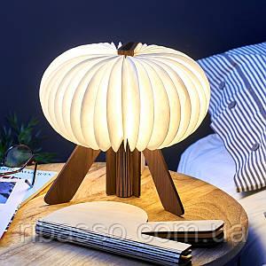 Светильник Gingko R Space Lamp орех Gingko G002WT