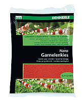 Грунт для мини-аквариумов DENNERLE Nano Garnelenkies, красный