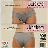 Jadea 785, трусы слип низкая посадка  Jadea 785 grey