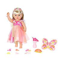 Кукла Baby Born Серии Нежные Объятия - Сестричка единорог Baby Born Soft Touch Unicorn Sister 43 cm 829349