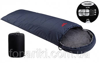 Спальний мішок Vulkan Micro меланж (t +5;-5)
