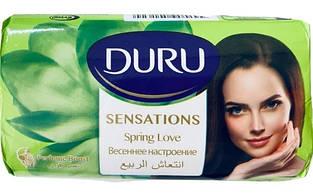 Duru Sensations туалетное мыло Весеннее настроение 80г