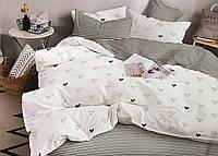 Комплект постільної білизни ТЕП Rachel бязь 210-200 см білий