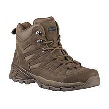 Обувь тактическая Mil-Tec Squad Boots Brown