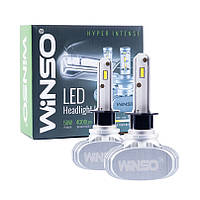 LED автолампа Winso H1 12/24V 6000К 4000Lm 50W CSP Cree Chip 19х19