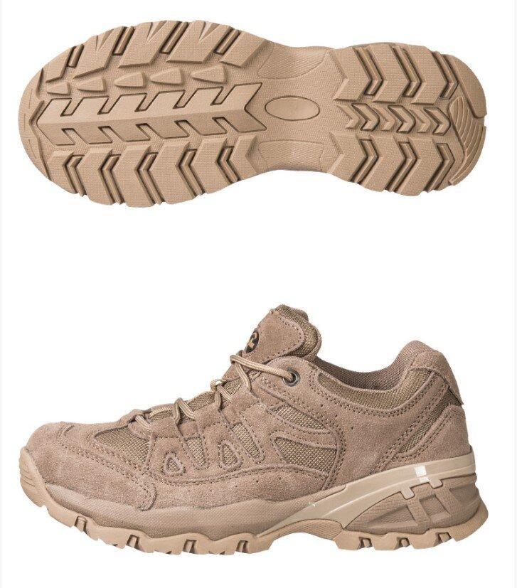 Обувь тактическая Mil-Tec Squad Shoes Coyote