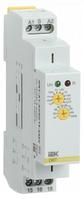 Реле задержки включения ORT 1 контакт 12-240В AС/DC IEK