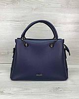 Женская сумка «Грана» синяя, фото 1