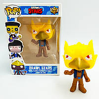 Фигурка Бравл Старс Ворон 9 см Brawl stars игрушка в подарочной коробке, фото 1