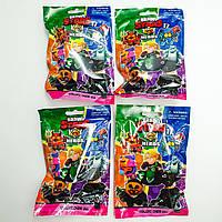 Фигурки Бравл Старс игровая карта в комплекте с фигуркой 7 см Brawl stars Heros 17 набор из 4 шт, фото 1