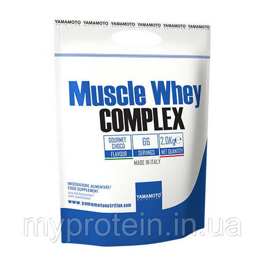 Yamamoto nutritionПротеинMuscle Whey Complex2 kg