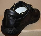 Кроссовки подростковые кожаные для мальчика от производителя модель ВИ338, фото 5