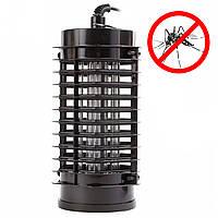 Ультрафиолетовый уничтожитель насекомых Insect Trap, лампа ловушка для комаров, мошки, мухи, фото 1