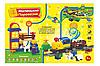 Детский конструктор железная дорога Игрушечная железная дорога Детская железная дорога, фото 3