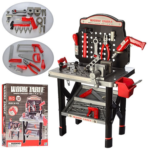Набор инструментов с электродрелью Детский игровой набор инструментов Детский набор инструментов