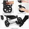 Детская прогулочная коляска Коляска для ребенка Прогулочная коляска для детей Детские коляски для девочки, фото 6
