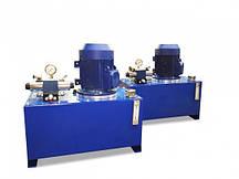 Гидромаслостанция (гидростанции, станции гидропривода, маслостанции).