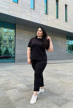 костюм женский Modus Мови DONNA трикотаж двухнитка костюм 9301, фото 3