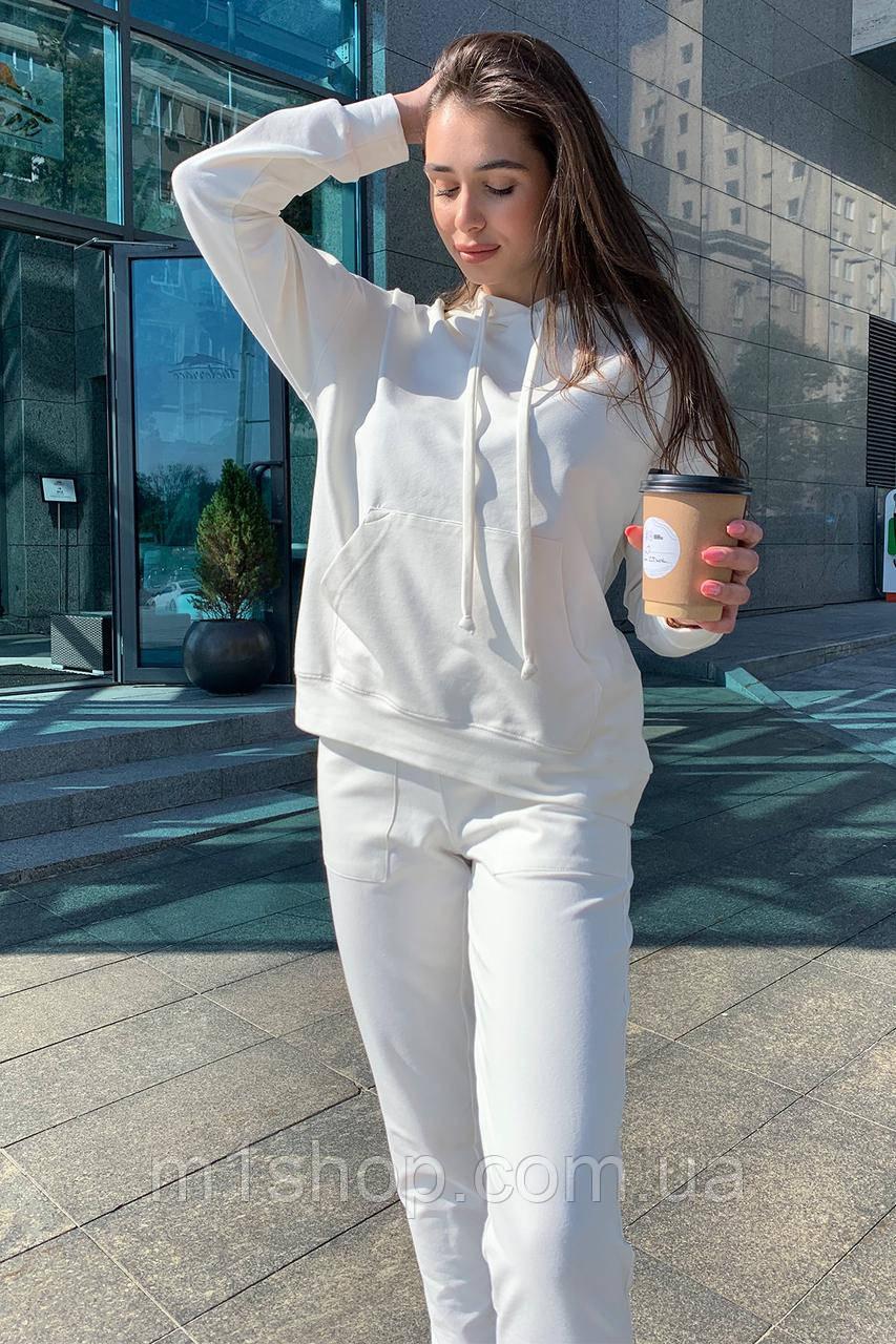 костюм женский Modus Викки трикотаж двунитка турция прогулочный костюм 9177