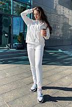 костюм женский Modus Викки трикотаж двунитка турция прогулочный костюм 9177, фото 2