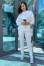 костюм женский Modus Викки трикотаж двунитка турция прогулочный костюм 9177, фото 3