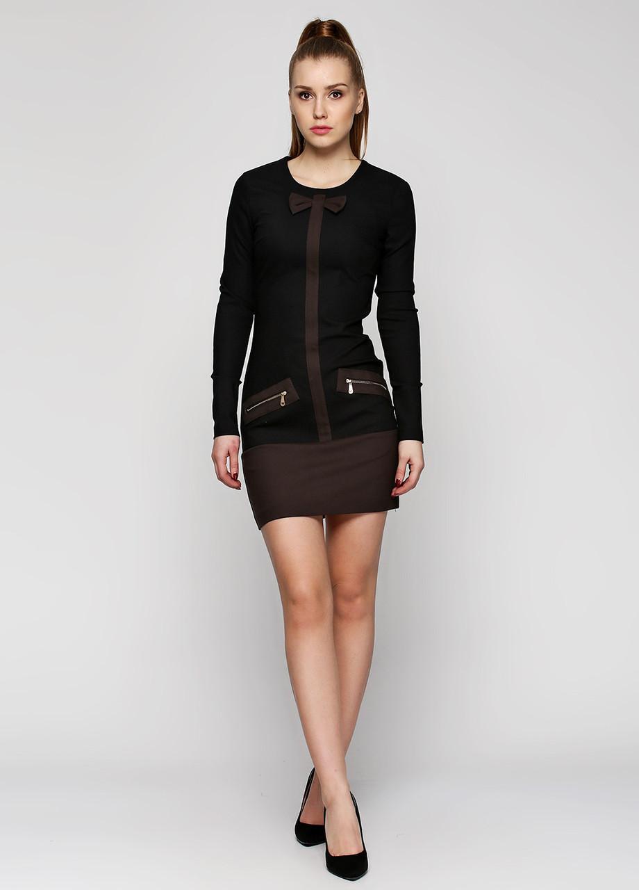 Женское платье с длинным рукавом A.M.N. размер XS(40) СС-5873-00
