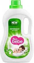 Гель для прання ТЕО bebe Soft Cotton Aloe 1.1 л