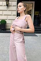 костюм женский Modus Белси лен не стрейч костюм 9428, фото 2
