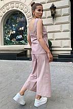 костюм женский Modus Белси лен не стрейч костюм 9428, фото 3