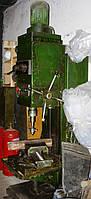 2Н135 - вертикально-сверлильный станок.