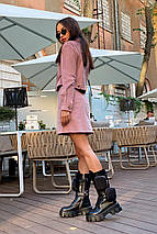 юбку Modus Ньюарк микровельвет юбка 9681, фото 3