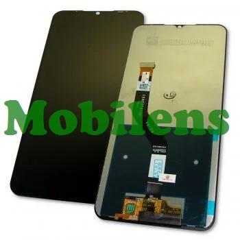 Meizu M9 Note, Note 9, M923H Дисплей+тачскрин(модуль) черный