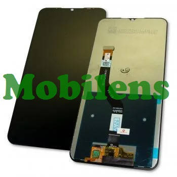 Meizu M9 Note, Note 9, M923H Дисплей+тачскрин(модуль) черный, фото 2