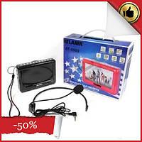 Портативная мультимедийная система Atlanfa at9900 Mp3 MP5 плеер с экраном Медиаплеер для фото видео и аудио
