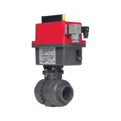 Effast Кран шаровый EFFAST d20 мм (BDREBK1YA0200) с электроприводом PTFE/EPDM