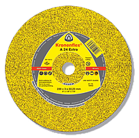 Круг отрезной по металлу Kronenflex A24 Extra 125*2,5*22