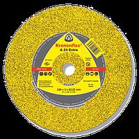 Круг шлифовальный по металлу Kronenflex A24 Extra 230*8*22