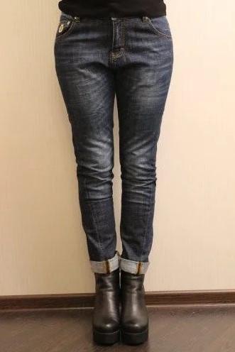 Женские джинси AMN размер 26(40) CC-5885-95
